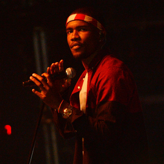 "Frank Ocean Sued Over ""Lost"" Production Credit"