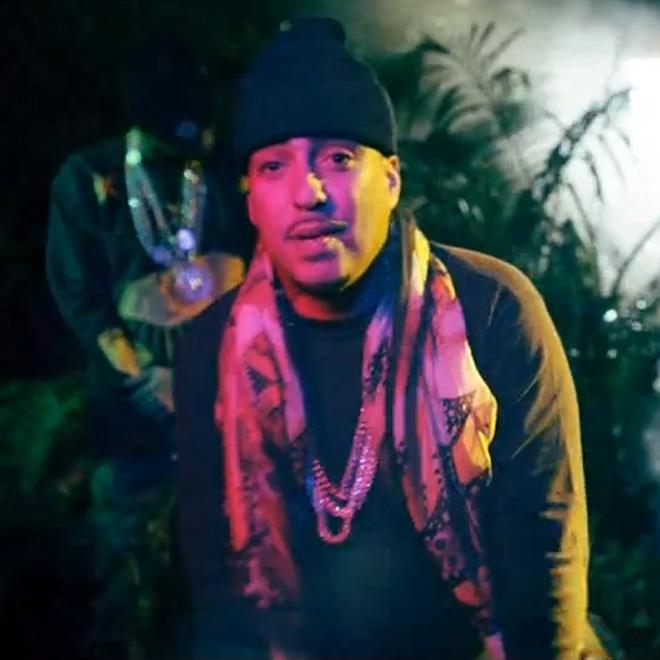 French Montana featuring Tyga - Thrilla In Manilla