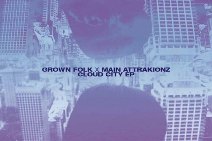 Grown Folk & Main Attrakionz - I.C.E.