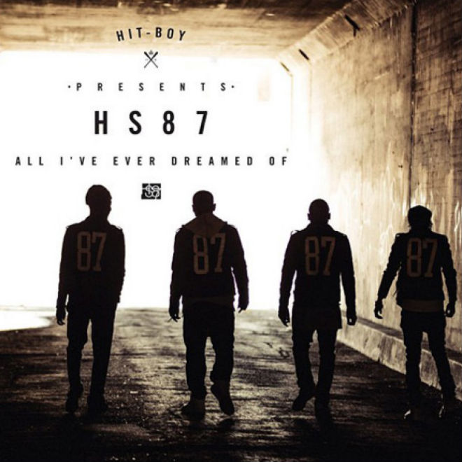Hit-Boy Presents HS87 – All I've Ever Dreamed Of (Album Stream)