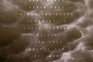 HS87 featuring ScHoolboy Q, Casey Veggies, Xzibit, Rick Ross, Method Man, Redman & Raekwon - Cypher