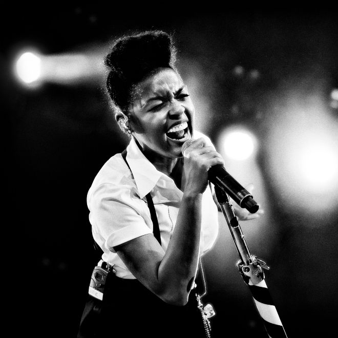 Janelle Monáe featuring Big Boi - Tightrope (Oliver Nelson Remix)