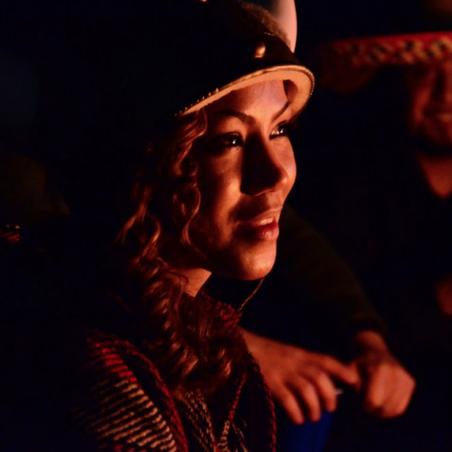 Jhené Aiko - Burning Man (3:16pm)