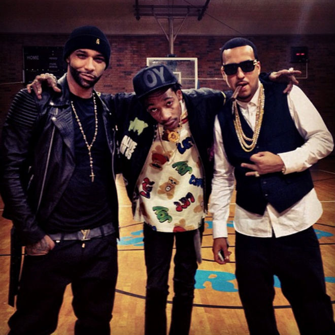 Joe Budden featuring Wiz Khalifa & French Montana - NBA