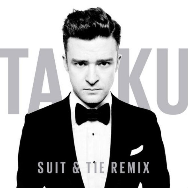 Justin Timberlake featuring Jay-Z – Suit & Tie (Ta-ku Remix)