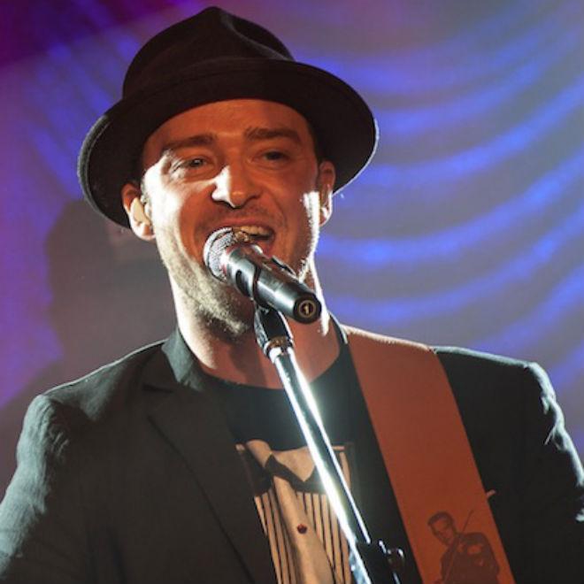 Watch Justin Timberlake Performing at Secret Myspace Concert at SXSW