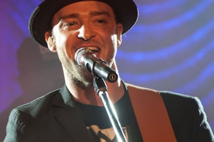 Watch Justin Timberlake Performing at Secret Myspace Concert at SXSW