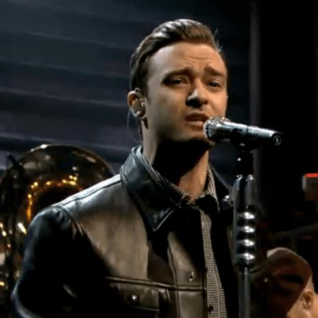 Justin Timberlake - Pusher Love Girl (Live on Jimmy Fallon)
