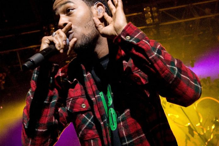 KiD CuDi says INDICUD Is Complete