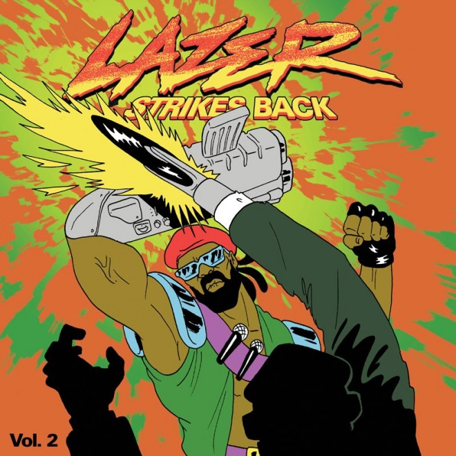 Major Lazer – Lazer Strikes Back Vol. 2 EP