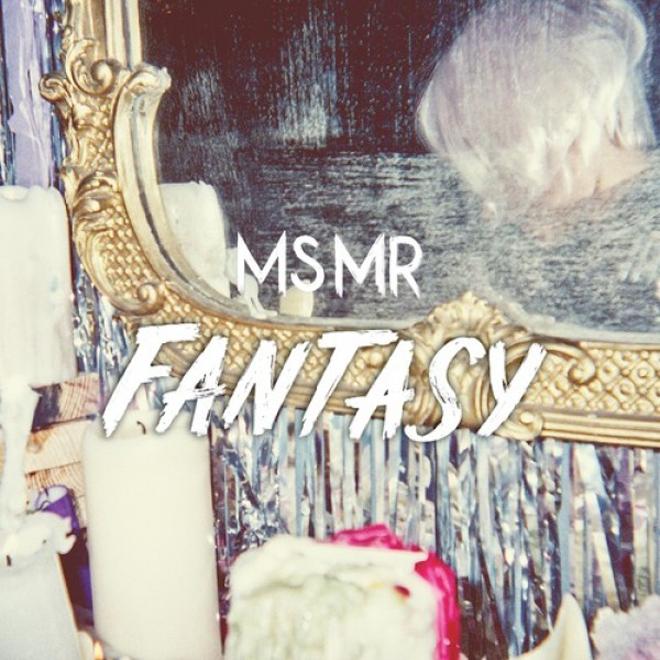 MS MR - Fantasy (Kele Okereke of Bloc Party Remix)
