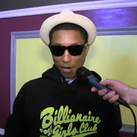 Nardwuar vs. Pharrell Williams