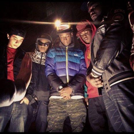 """Pro Era - """"Smokelude"""" & """"20 Miles Freestyle"""" featuring Joey Bada$$"""