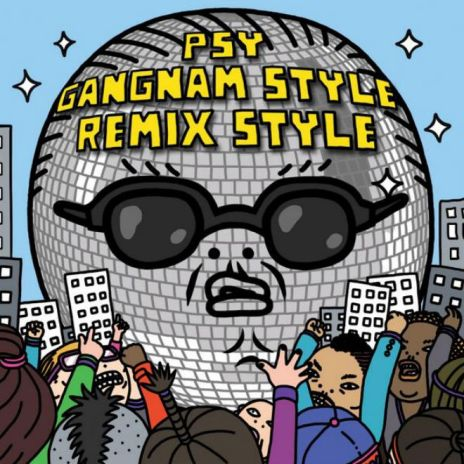 PSY featuring Diplo, 2 Chainz and Tyga - Gangnam Style (Remix)