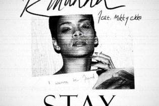 Rihanna featuring Mikky Ekko – Stay (Filtercrush Remix)
