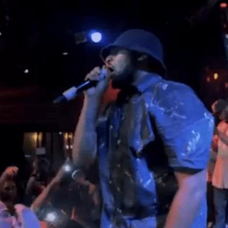 """ScHoolboy Q Performs """"Yay Yay"""" At S.O.B.s"""