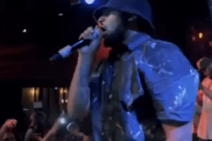 "ScHoolboy Q Performs ""Yay Yay"" At S.O.B.s"