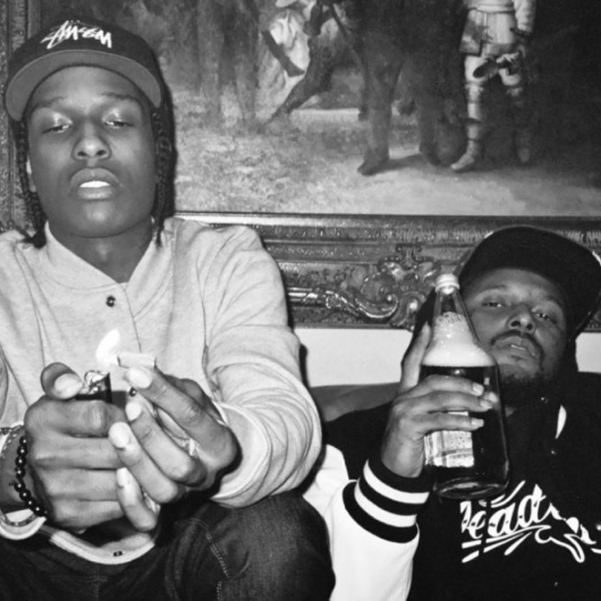 ScHoolboy Q May Form Supergroup with Danny Brown, A$AP Rocky & Ab-Soul