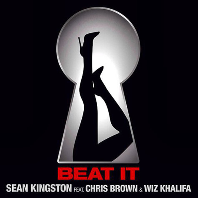 Sean Kingston featuring Chris Brown & Wiz Khalifa - Beat It