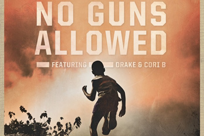 Snoop Lion featuring Drake & Cori B. (Snoop's Daughter) - No Guns Allowed