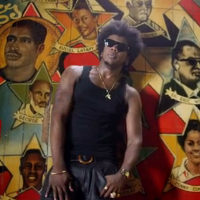 Trinidad Jame$ - Females Welcomed