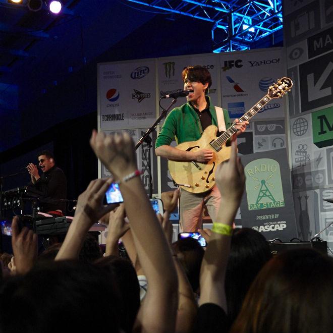 Vampire Weekend Perform New Songs at SXSW