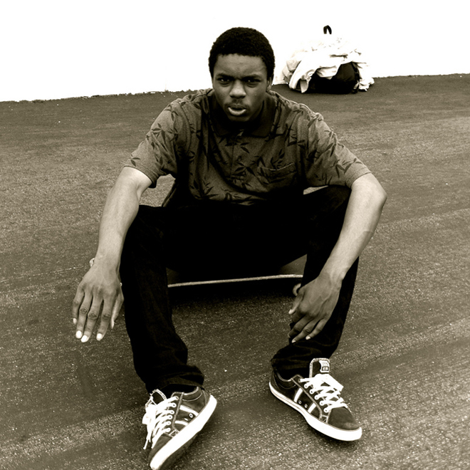 Vince Staples – Guns N Roses (Produced by Mac Miller)