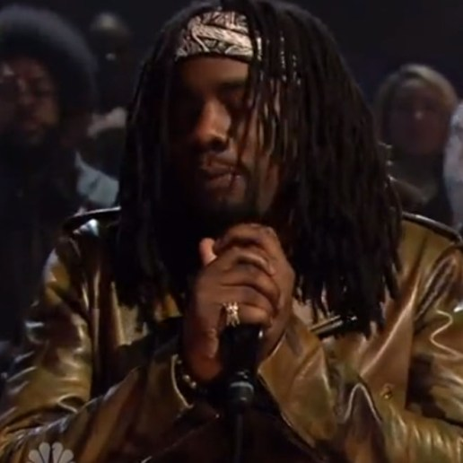 "Wale & Tiara Thomas Perform ""Bad"" on Late Night with Jimmy Fallon"