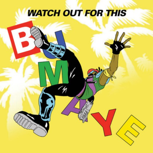 Major Lazer - Watch Out For This (Bumaye) (Lyric Video)