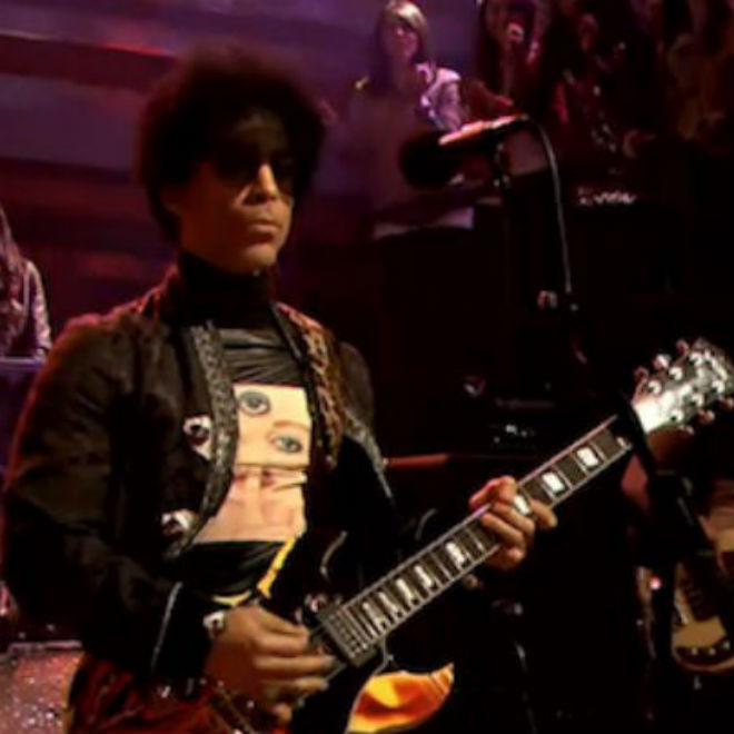 Watch Prince Perform on 'Late Night with Jimmy Fallon'