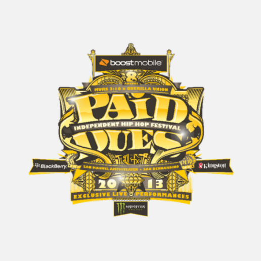 Win a Pair of Tickets for Paid Dues Festival 2013