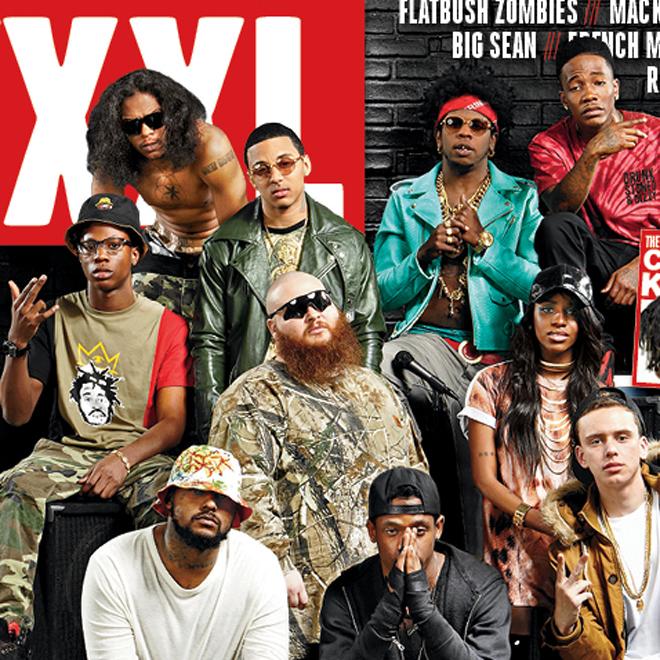 XXL Reveals 2013 Freshman Class List