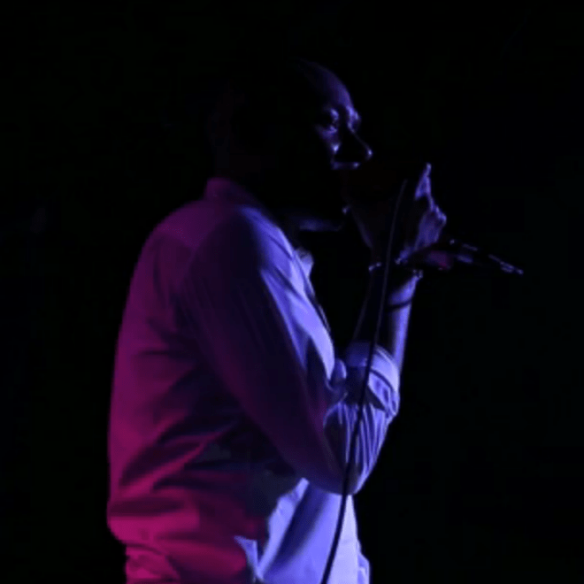 Yasiin Bey - The Light Is Not Afraid of the Dark (Produced by Kanye West)