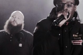 2013 XXL Freshmen Cyphers - Episode 1 featuring Joey Bada$$, Action Bronson, Ab-Soul & Travi$ Scott