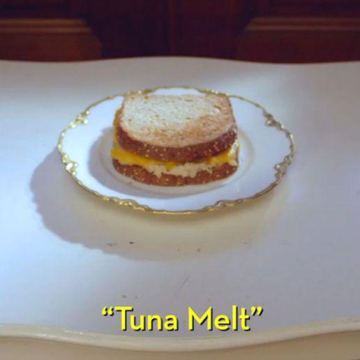 A-Trak & Tommy Trash - Tuna Melt