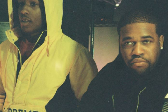 A$AP Rocky & A$AP Ferg - Max Julien