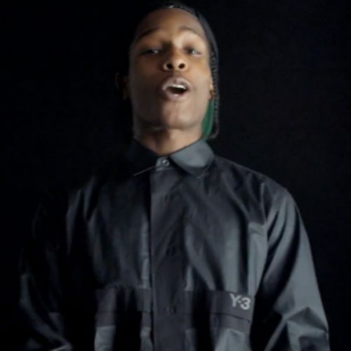 "A$AP Rocky In adidas's ""Quick Ain't Fair"" Campaign Commercial"