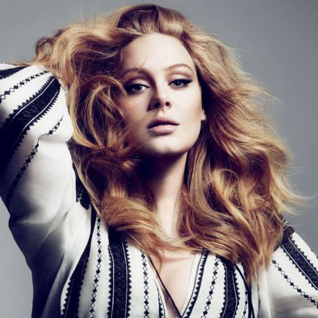Adele Is Recording Her New Album, Due Out In Mid-2014