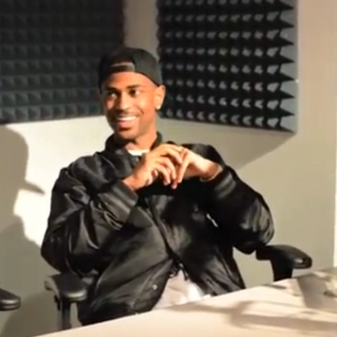 "Big Sean Talks ""Switch Up,"" New Album & Possible Eminem Collaboration"