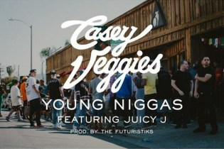 Casey Veggies featuring Juicy J - Young N*ggas