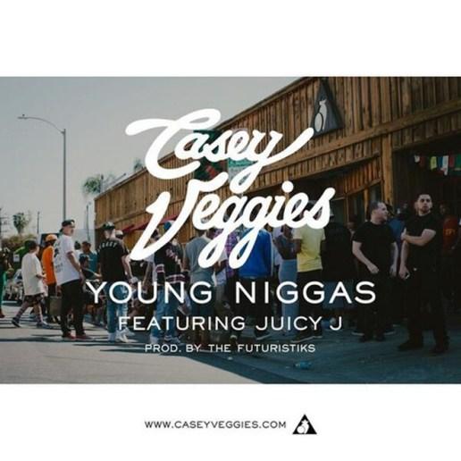 Casey Veggies featuring Juicy J - Young N*ggas