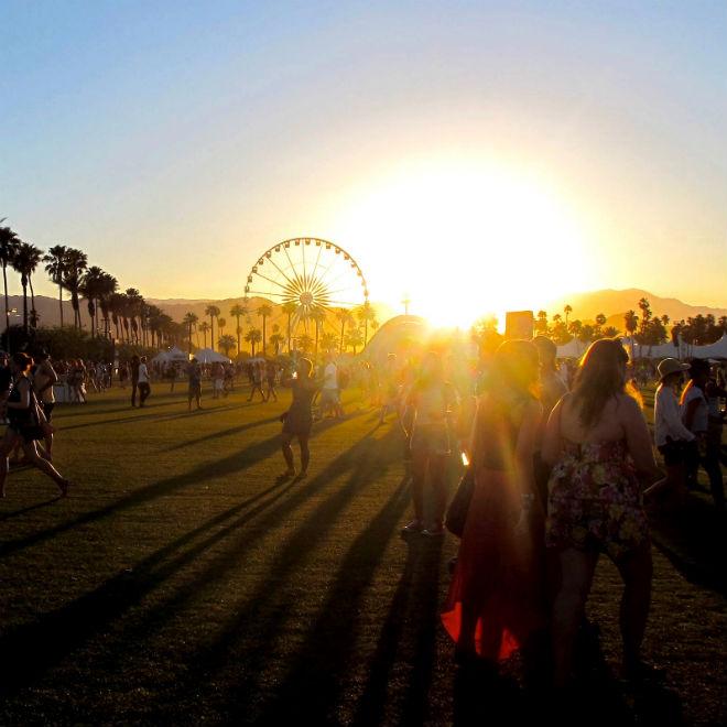 Coachella Unveils Set Times