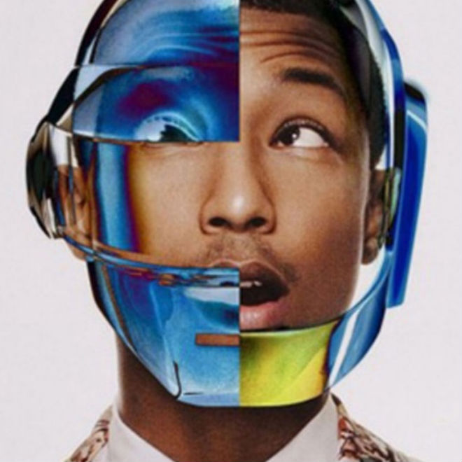 Daft Punk featuring Pharrell & Nile Rodgers - Get Lucky (Fan Video)