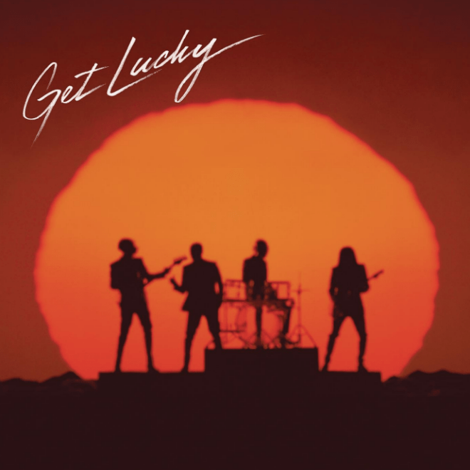 "Daft Punk Releases ""Get Lucky"" featuring Pharrell and Nile Rodgers"