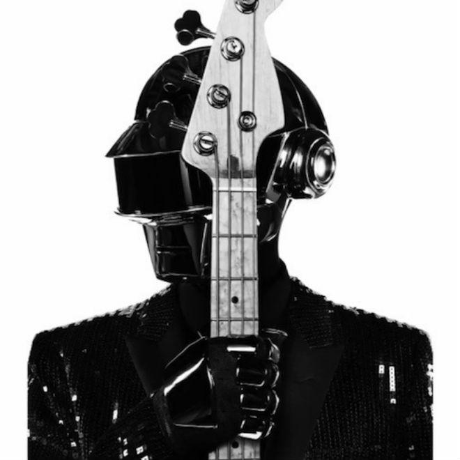 Daft Punk Share Album Details