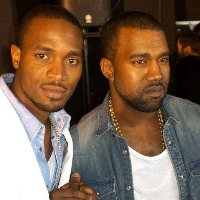 D'Banj & Kanye West - Scape Goat (Remix)