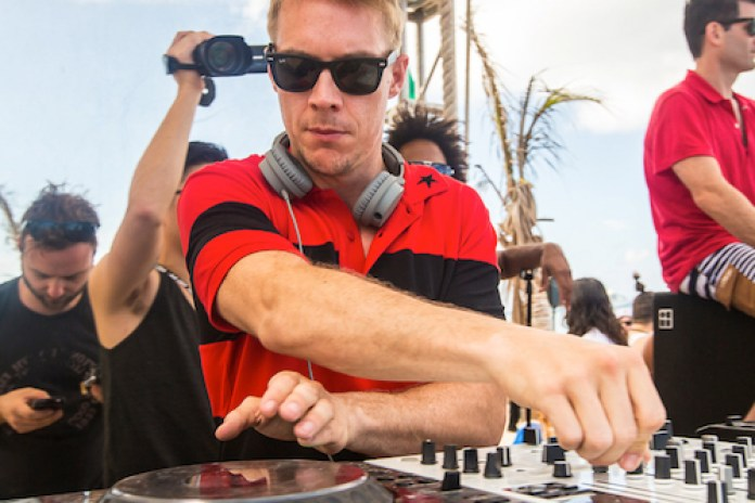 "Baauer's ""Harlem Shake"" Samples Have Been Cleared, Says Diplo"