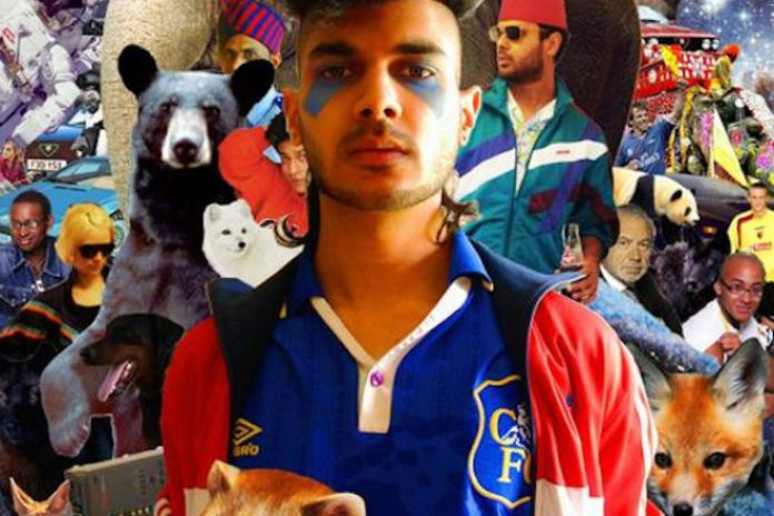 Stream Jai Paul's Self-Titled Debut Album