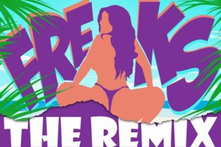 French Montana featuring DJ Khaled, Rick Ross, Mavado, Wale & Nicki Minaj – Freaks (Remix)