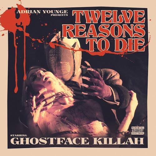 Ghostface Killah & Adrian Younge - Twelve Reasons To Die (Album Stream)